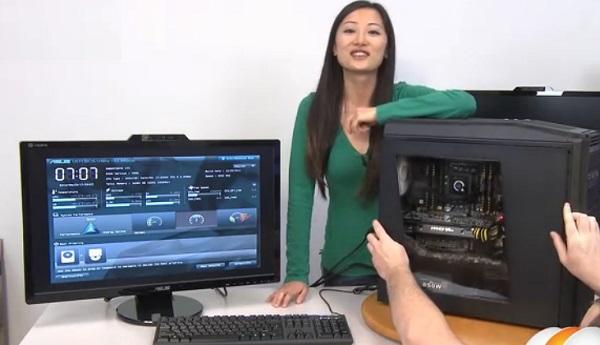 水冷高端主机装机视频教程
