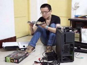 DIY小白电脑朋友入门装机视频教程